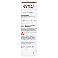 NYDA Pumplösung 50 Milliliter - Rechte Seite