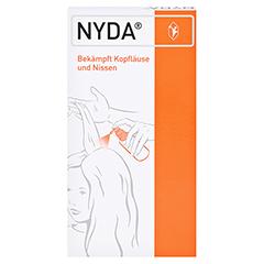 NYDA Pumplösung 50 Milliliter - Vorderseite