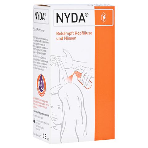 NYDA Pumplösung 50 Milliliter
