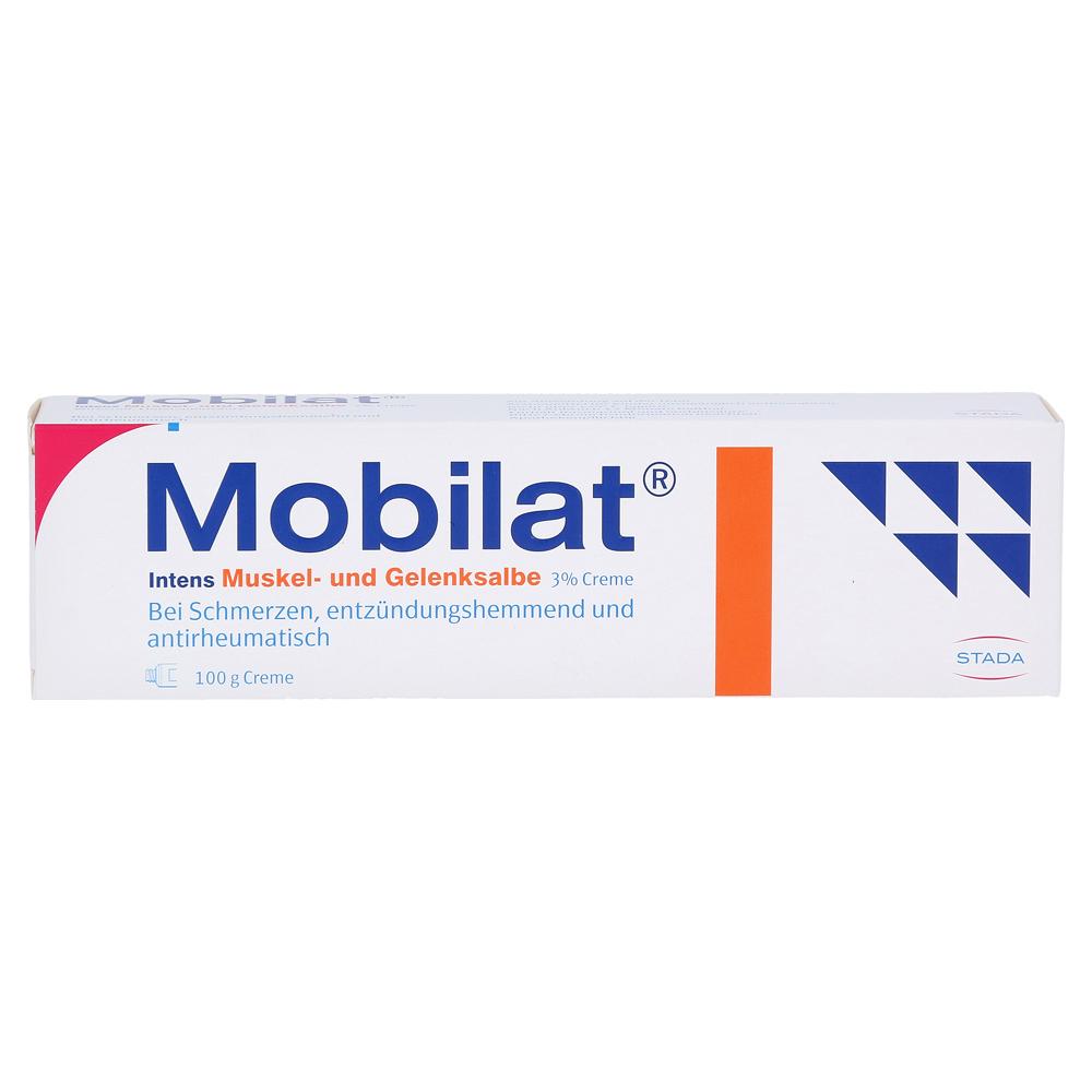 Medikamente bei Gelenkschmerzen