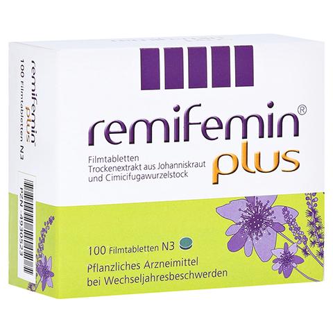 REMIFEMIN plus Filmtabletten 100 Stück N3