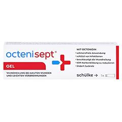 Octenisept Wundgel 20 Milliliter - Vorderseite