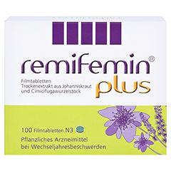 REMIFEMIN plus Filmtabletten 100 Stück N3 - Vorderseite