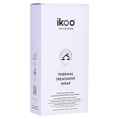 ikoo Thermal Treatment Wrap - Detox & Balance 5 Stück