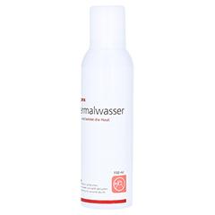 medpex Thermalwasser 150 Milliliter - Linke Seite
