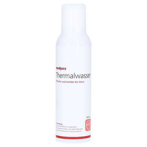 medpex Thermalwasser 150 Milliliter