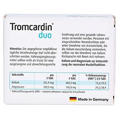 Tromcardin duo 90 Stück - Rückseite