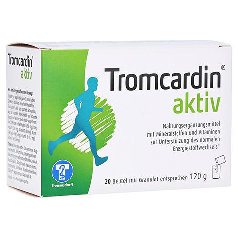 TROMCARDIN aktiv Granulat Beutel 20 Stück