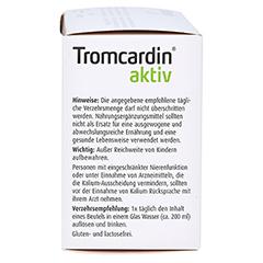 TROMCARDIN aktiv Granulat Beutel 20 Stück - Rechte Seite