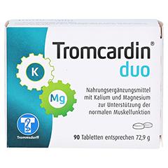 TROMCARDIN duo Tabletten 90 Stück - Vorderseite
