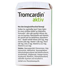TROMCARDIN aktiv Granulat Beutel 20 Stück - Linke Seite