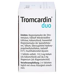 Tromcardin duo 90 Stück - Linke Seite