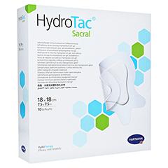 HYDROTAC comfort sacral Schaumverb.18x18 cm steril 10 Stück
