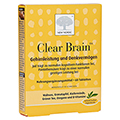 CLEAR BRAIN Tabletten 60 Stück