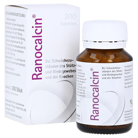 RANOCALCIN Tabletten 2x100 Stück
