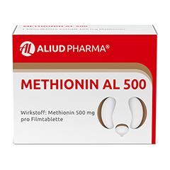 METHIONIN AL 500 Filmtabletten 100 Stück N3