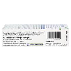 Avitale Darmflora Aktiv Plus 40 Stück - Linke Seite