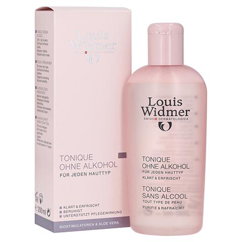 WIDMER Tonique ohne Alkohol leicht parfümiert 200 Milliliter