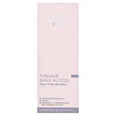 WIDMER Tonique ohne Alkohol leicht parfümiert 200 Milliliter - Rückseite