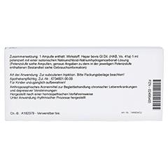HEPAR GL Serienpackung 3 Ampullen 10x1 Milliliter N1 - Rückseite
