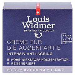 WIDMER Creme für die Augenpartie unparfümiert 30 Milliliter - Vorderseite
