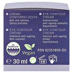 WIDMER Creme für die Augenpartie unparfümiert 30 Milliliter - Linke Seite
