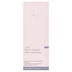 WIDMER Reinigungsmilch leicht parfümiert 200 Milliliter - Rückseite