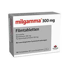 MILGAMMA 300 mg Filmtabletten 30 Stück N1