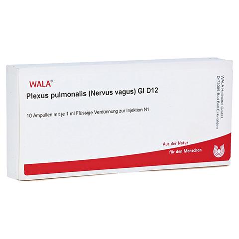 PLEXUS PULMONALIS Nervus vagus GL D 12 Ampullen 10x1 Milliliter N1