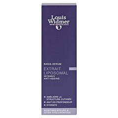 WIDMER Extrait Liposomal leicht parfümiert 30 Milliliter - Rückseite