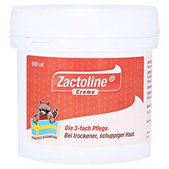 ZACTOLINE Creme 600 Milliliter
