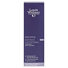 WIDMER Extrait Liposomal leicht parfümiert 30 Milliliter - Vorderseite