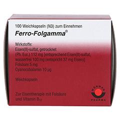 Ferro-Folgamma 100 Stück N3 - Vorderseite