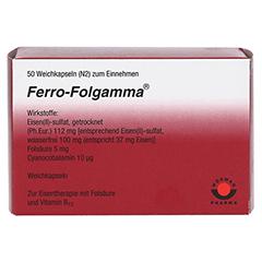 Ferro-Folgamma 50 Stück N2 - Vorderseite