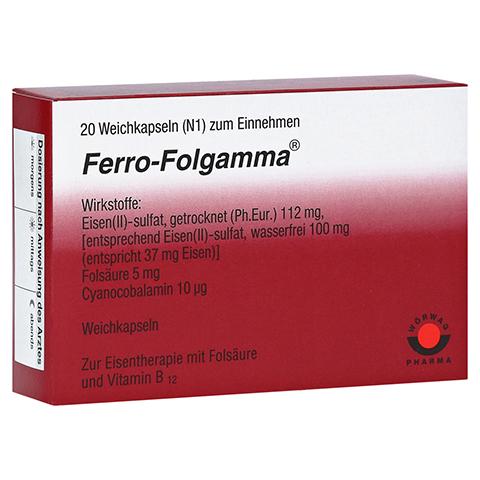 Ferro-Folgamma 20 Stück N1