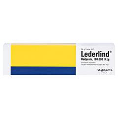 Lederlind Heilpaste 50 Gramm N2 - Vorderseite