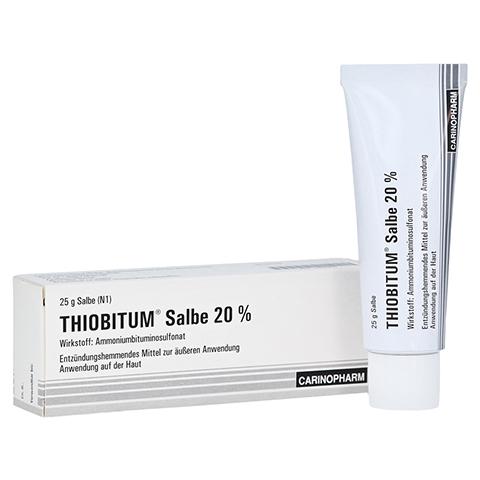 THIOBITUM Salbe 20% 25 Gramm N1