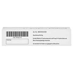 Panthenol-Creme LAW 5% 25 Gramm - Unterseite