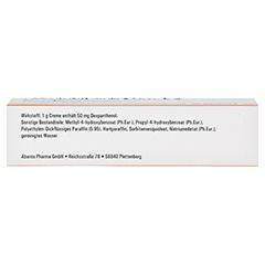 Panthenol-Creme LAW 5% 25 Gramm - Oberseite
