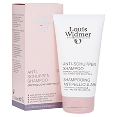 WIDMER Anti-Schuppen Shampoo unparfümiert 150 Milliliter