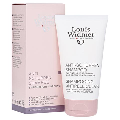 WIDMER Anti-Schuppen Shampoo leicht parfümiert 150 Milliliter