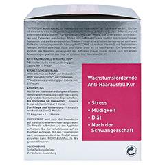 Phytocyane Anti-Haarausfall Kur Ampullen 12x7.5 Milliliter - Linke Seite
