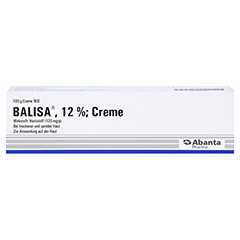 Balisa 12% 100 Gramm N3 - Vorderseite