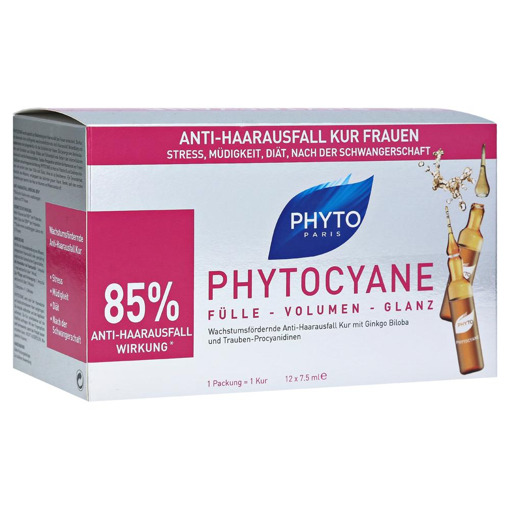 erfahrungen zu phytocyane anti haarausfall kur ampullen. Black Bedroom Furniture Sets. Home Design Ideas