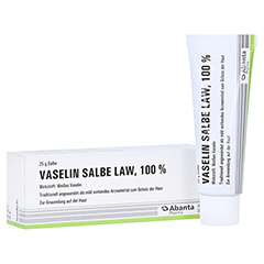 VASELIN Salbe LAW 25 Gramm