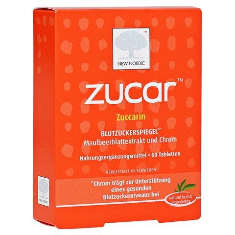 ZUCAR Zuccarin Tabletten 60 Stück