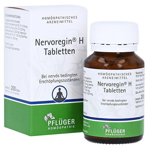 NERVOREGIN H Tabletten 200 Stück N1