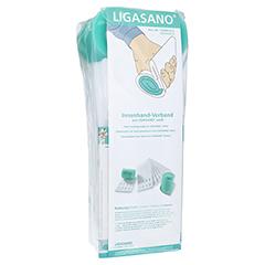 LIGASANO Innenhand-Verb.unster.10St weiß+2St grün 1 Packung
