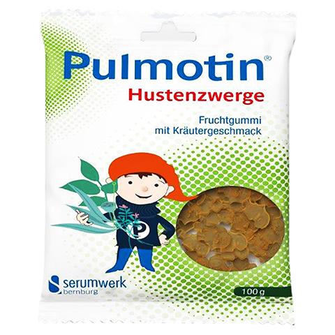 PULMOTIN Hustenzwerge Bonbons 100 Gramm