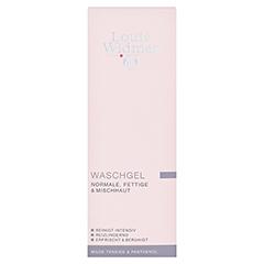 WIDMER Wasch Gel leicht parfümiert 125 Milliliter - Vorderseite